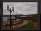 Mississippi River, River Walk. Taken Spring Dubuque, Iowa by Stone Cedar.