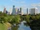 Houston skyline. Taken 10-18-14 Houston TX by Patti Menster.