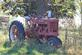 Days gone by.. ..a tractor sits in a field unused.. Taken October 18, 2017 Military road, Key West, IA by Veronica McAvoy.