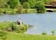Man's best past-time--fishing.. Taken May 25, 2020 Heritage Pond, Dubuque, IA by Veronica McAvoy.