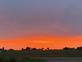 Wildfire Sunset. Taken Sept 2020 Sherrill, IA by Janet Spoerl.