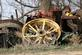 Tractor. Taken Spring Durango, Iowa by Tricia Firzlaff.