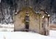An old stone structure sits abandoned. Taken feb 2 outside of Galena by Lorlee Servin.
