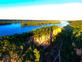 Horseshoe Bluff . Taken September 10th Horseshoe Bluff in Dubuque, IA by Mike Williams .