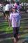 My Grand daughter Alaina at the Vibe Color Run 5K. Taken 9-27-14 Dubuque Iowa by Peggy driscoll.