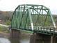 An iron bridge over the Maquoketa river East of Maquoketa, Ia.. Taken May 9, 2019 East of Maquoketa, Ia. by Judy Lewis.