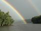 Rainbow. Taken 6/24/2017 South of Molo Slough on the Mississippi River by Marc McCoy.
