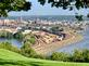 A view of Dubuque from Mt. Carmel. Taken September 30 In Dubuque by Lorlee Servin .