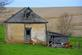 An old farm building and cows create an interesting scene. Taken May outside of Galena by Lorlee Servin.