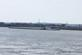 Barge goes down Mississippi river.. Taken March, 19, 2017 O' Leary's Lake by Veronica McAvoy.