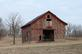 Old red barn still stands.. Taken April 11, 2018 Lore Mound Court, Dubuque, IA by Veronica McAvoy.