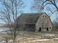 Old barn with memories. Taken 1-6-17 West of Maquoketa by Judy Lewis.