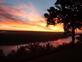 Sunrise over the Mississippi from Mt. Carmel. Taken June 2014 Mt. Carmel, Dubuque by Hank Goldstein.