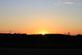 Sunset over Asbury, IA. Taken October 16, 2017 Plaza Drive, Dubuque, IA by Veronica McAvoy.