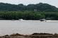 Three boats travel up-river on a sunny day.. Taken June 9 2018 Miller Riverview park, Dubuque, IA by Veronica McAvoy.