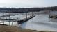 Hard Water at Mid Town. Taken Jan 15 2017 Mid Town Marina  East dubuque by Nelson Klavitter.