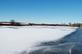 Frozen pond scene.. Taken November 17, 2018 Hurtsville Interpretive Center, Maquoketa, IA by Veronica McAvoy.
